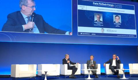 #PFF20 –François Villeroy de Galhau, Steven Maijoor, Laurent Nizri