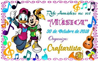 Reto Amistoso 106 - Música