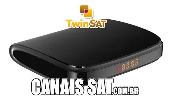 Twinsat TW80 Primeira Atualização - 08/11/2019