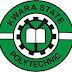 Kwara Poly Approved Academic Calendar 2017/2018