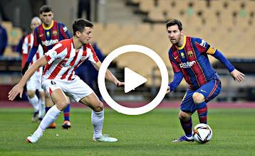 برشلونة ضد اتلتيك بلباو
