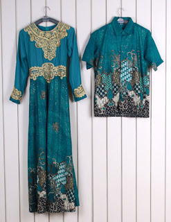 Jual Online Batik Couple Elegant Model Fashion Korea Terbaru diJakarta