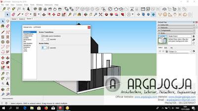 Short Video Tutorial Cara Membuat Animasi Pada Sketchup 2019 Available Now!