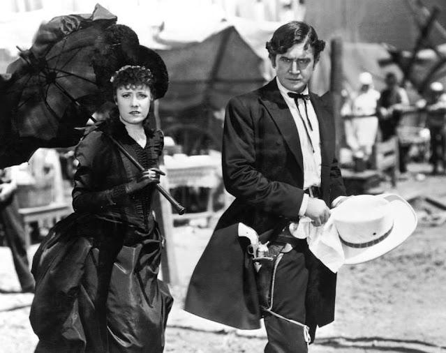 1931. Irene Dunne, Richard Dix - Cimarron
