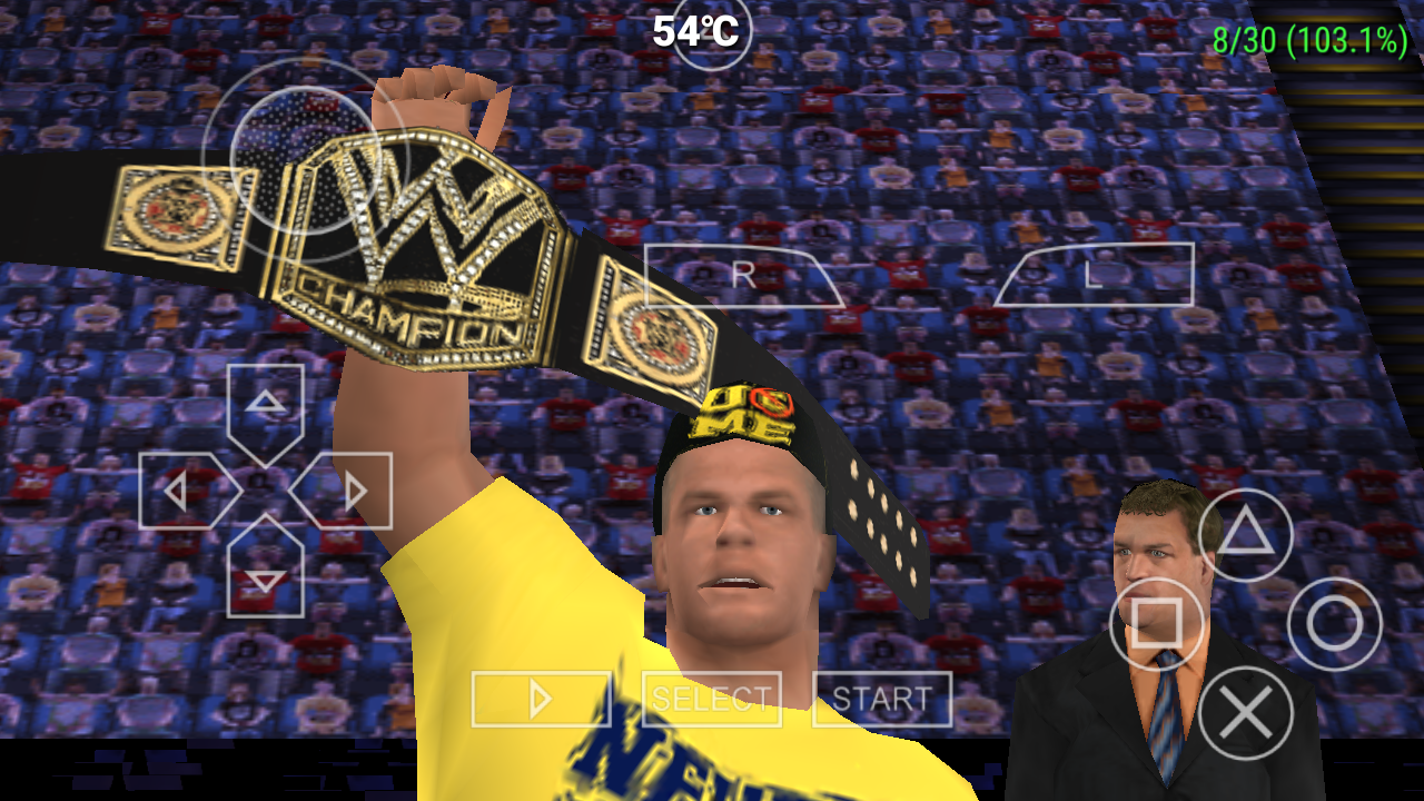 Wwe smackdown vs raw 2004 ppsspp android download