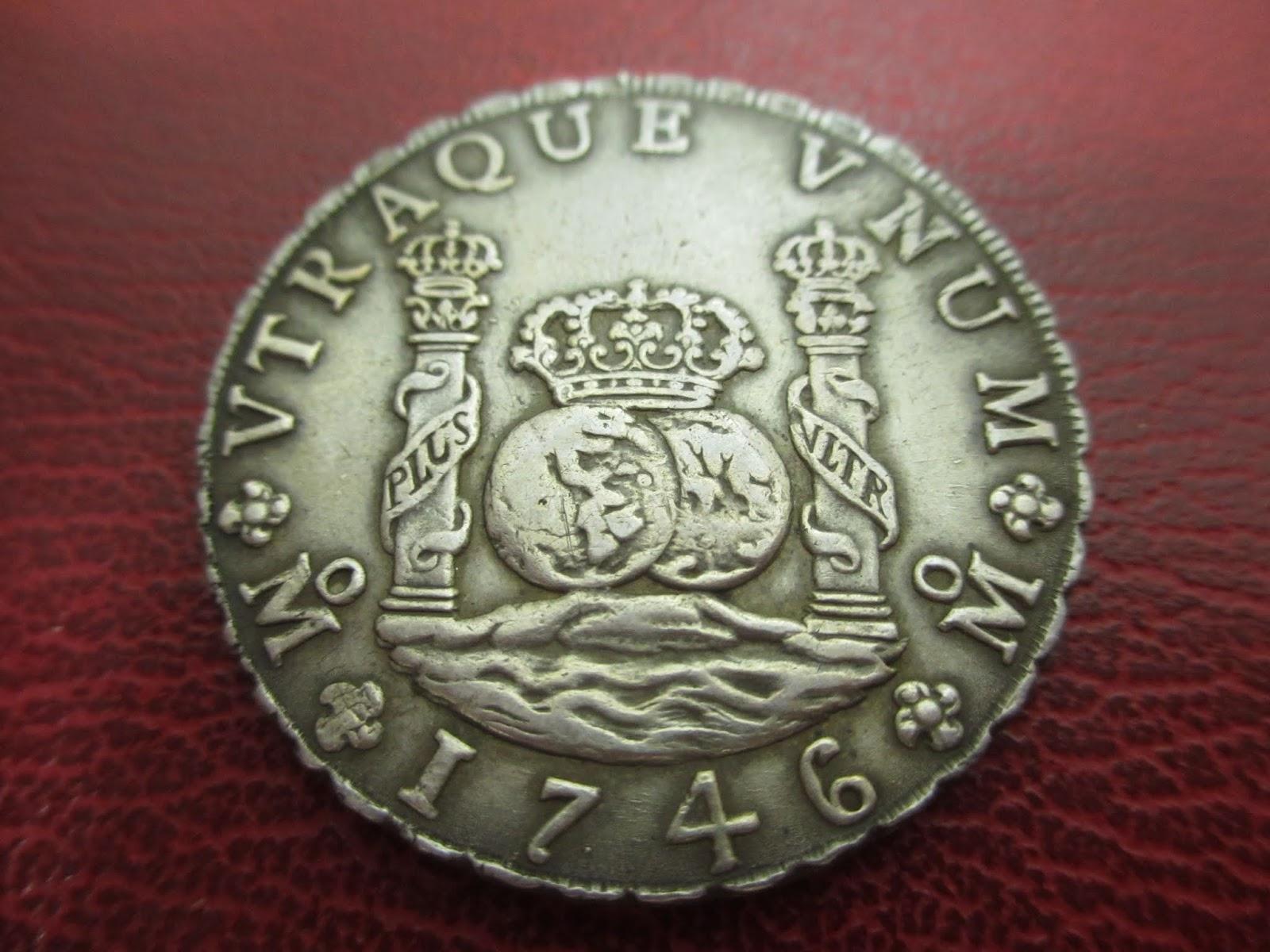 Felipe V - Mexico - 8 Reales - 1746 IMG_4197