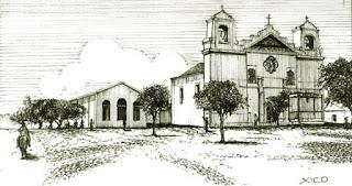 Igreja de Viamão - Rio Grande do Sul (Viamão Antigo)