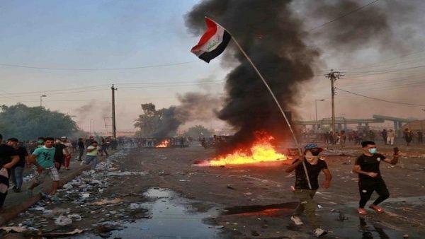 Continúan protestas en Irak a pesar de promesas del Gobierno