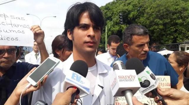 Allanan vivienda de doctor que denunció ante comisión de la ONU crisis del Hospital de Valencia