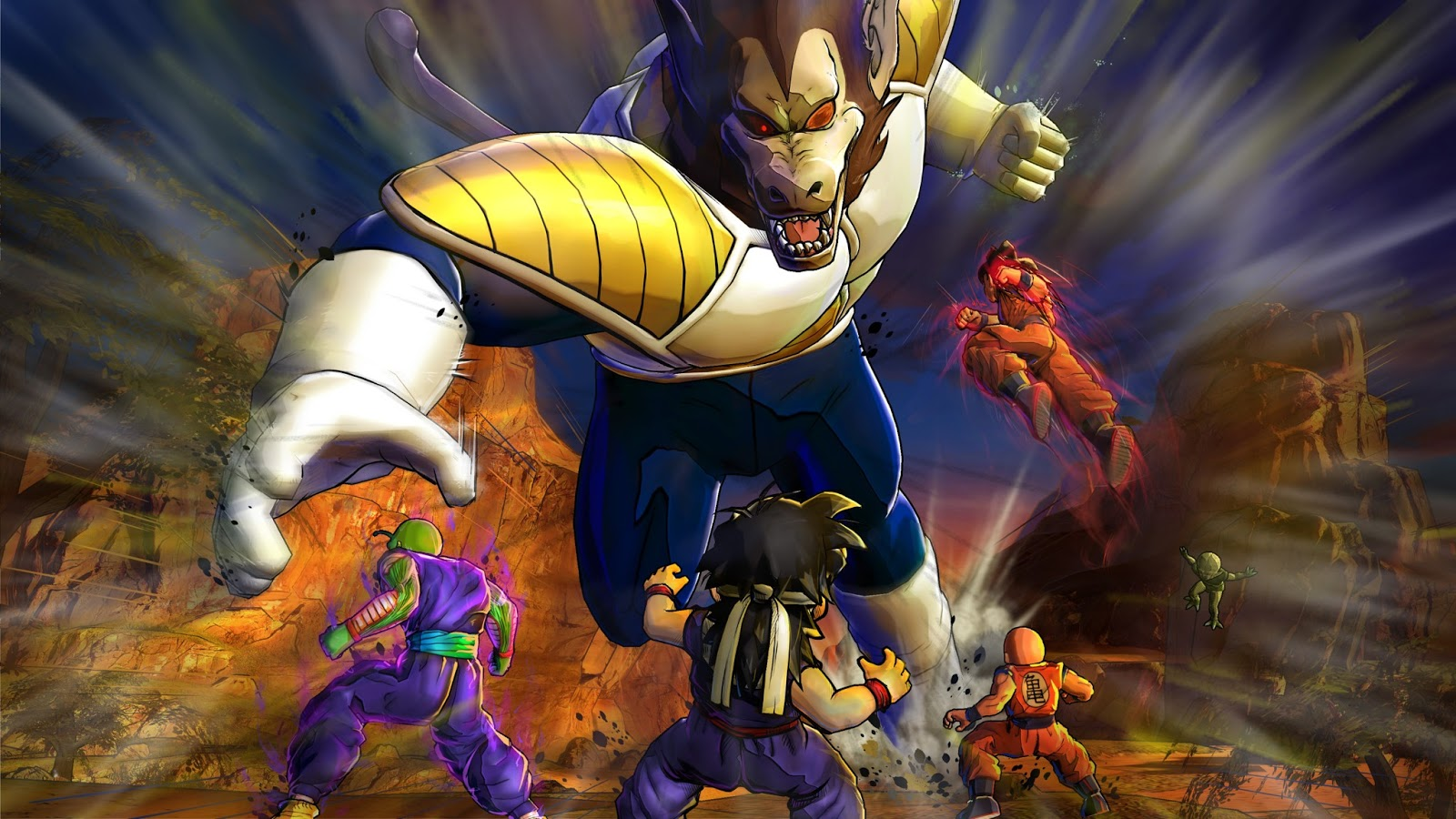 dragon ball z: battle of z on its way to xbox 360, ps3, and ps vita
