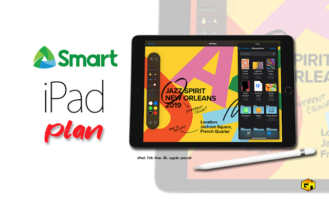 smart ipad plan gizmo manila