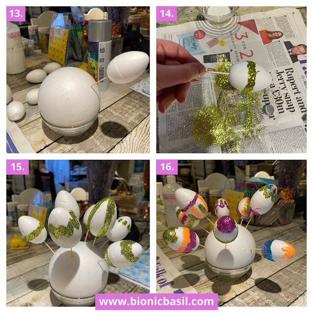Easter Special Crafting with Cats ©BionicBasil® How to Make An Easter Top Hat