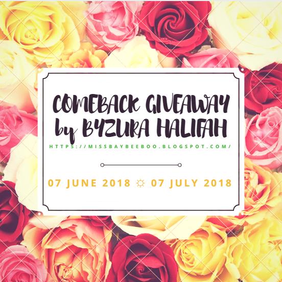 https://missbaybeeboo.blogspot.com/2018/06/comeback-giveaway-by-byzura-halifah.html