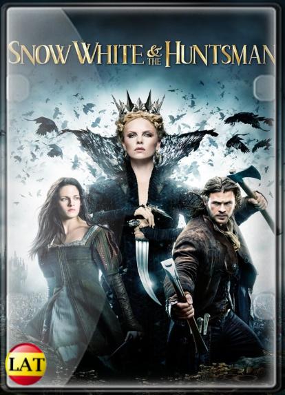 Blancanieves y el Cazador (2012) DVDRIP LATINO