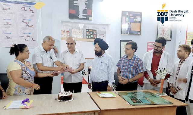 Desh Bhagat University - Best University In Punjab