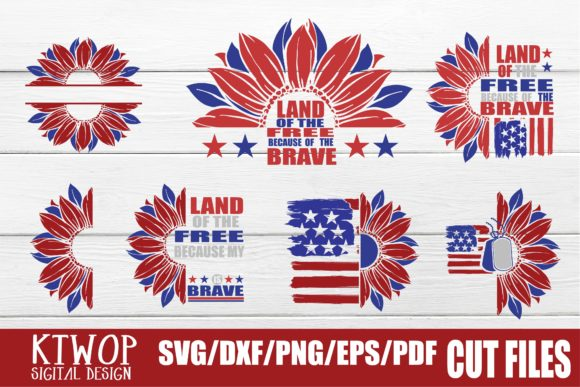 Get 4Th Of July Svg Cut File: The Land Of The Free Crafter Files