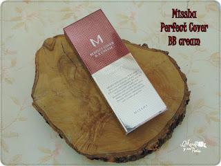 Missha Perfect Cover BB Cream, perfecta para el día a día