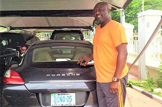 dino melaye cars photos