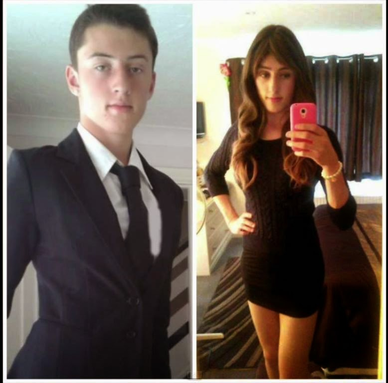 Before And After - MTF Transformation