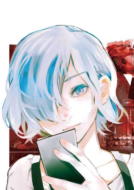 Touka tokyo ghoul android wallpaper
