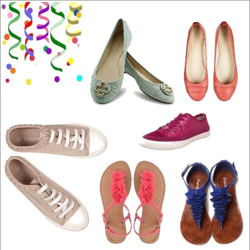 Sainha Curta  O sapato ideal para o carnaval  91f9b47a83c