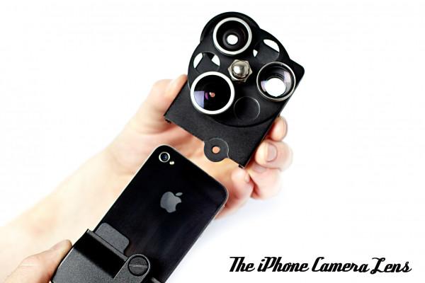Apple Iphone Camera Lens Attachment