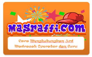 Cara Menghubungkan Ard Madrasah Operator dan Guru dengan Wifi