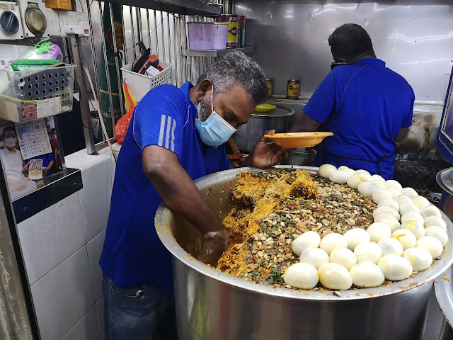 Tekka Market - Yakader Muslim Food