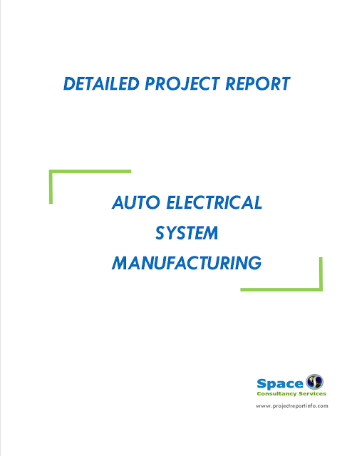 Project Report on Auto Electrical System Manufacturing