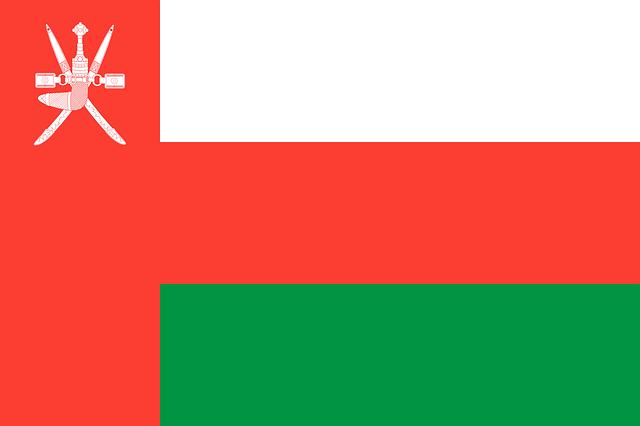 Bendera Oman