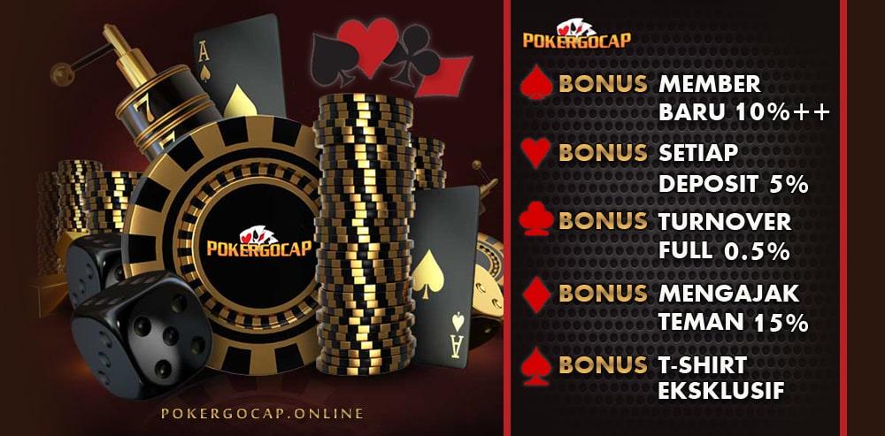 Promo Terbaru Dari PokerGocap