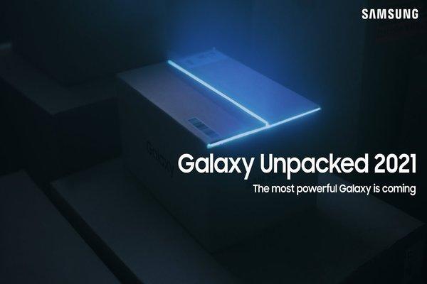 بالصور: Evan Blass يكشف عن أجهزة سامسونغ المنتظرة في فعالية Unpacked 2021