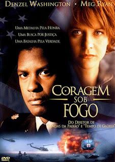 Coragem Sob Fogo - DVDRip Dublado