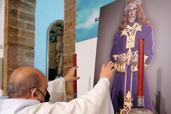 Un cuadro del Medinaceli de Cádiz colgará en las estancias de Puerto III