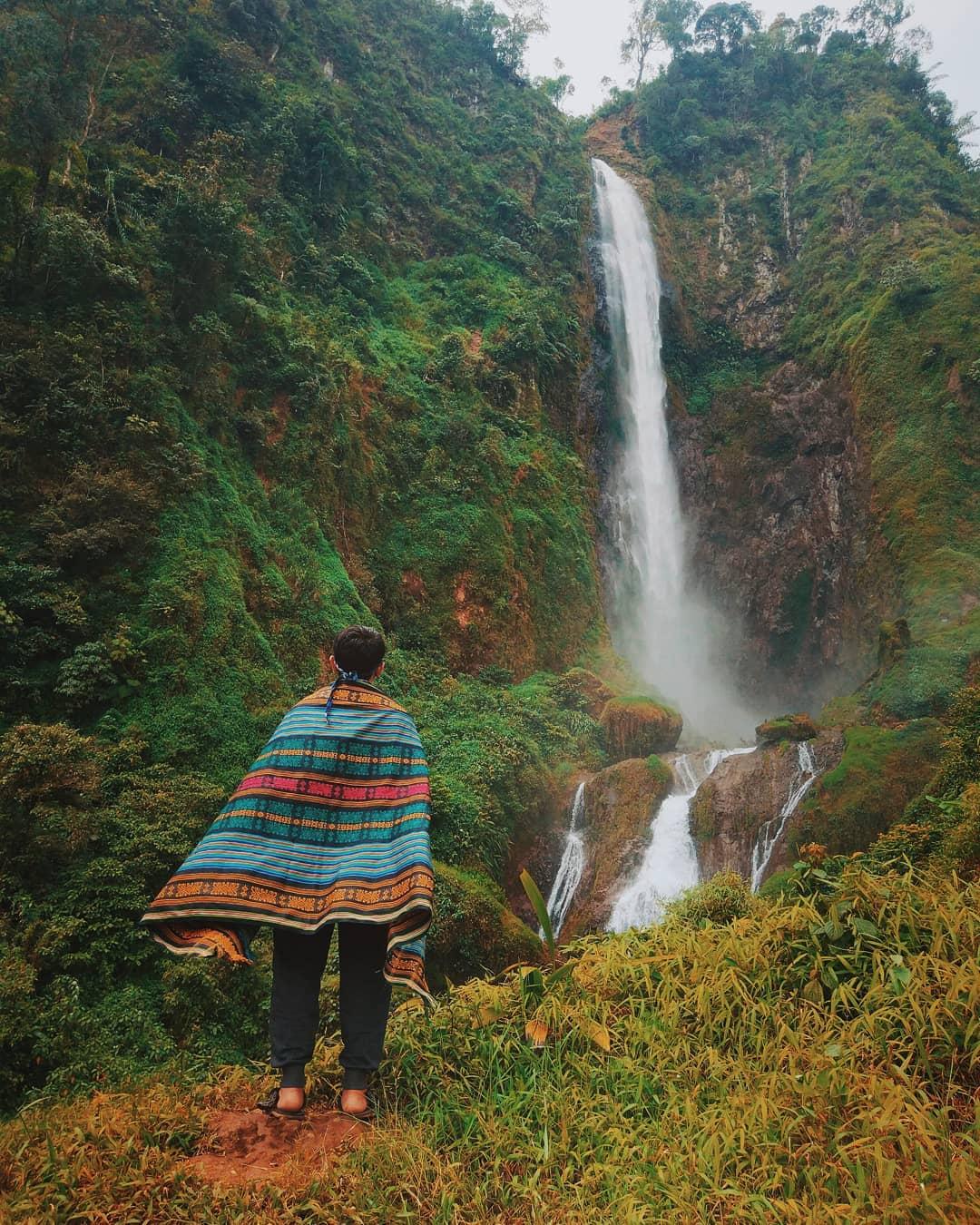 Lokasi Curug Citambur Jawa Barat Dan Harga Tiket Masuk