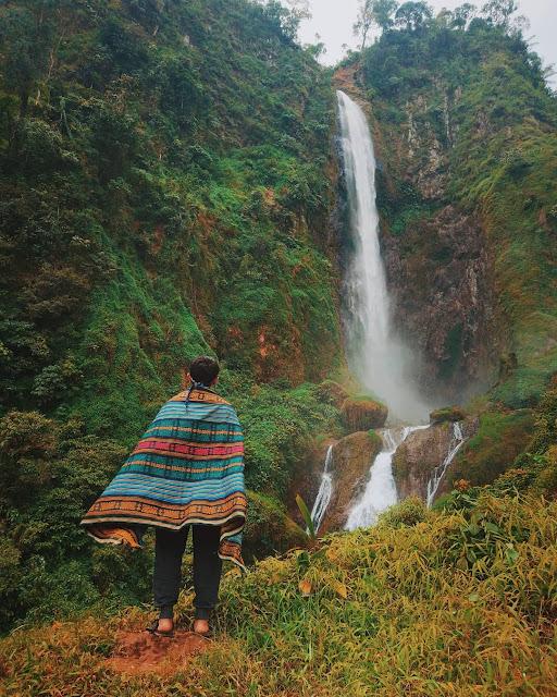 Curug Citambur Jawa Barat