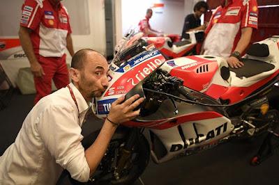 CEO Ducati Team MotoGP, Claudio Domenicali mengakui bahwa kemenangan di kelas MotoGP lewat rider andalan mereka, Andrea Dovizioso secara back-to-back di Mugello dan Catalunya, tak pernah terpikirkan sebelumnya.