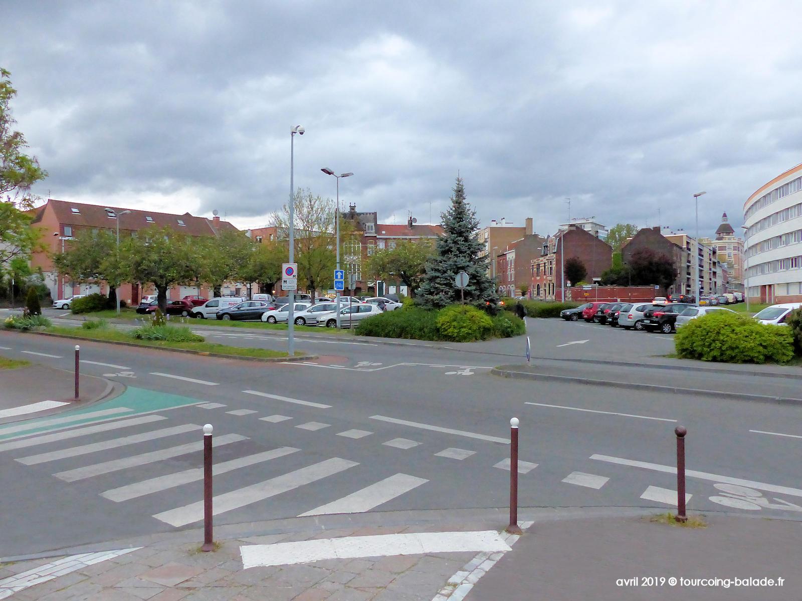 Parking Sébastopol, Tourcoing 2019