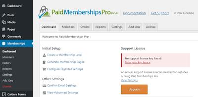 Paid Membership Pro | Diku Technical