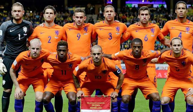 5 cose da dire su Svezia-Olanda