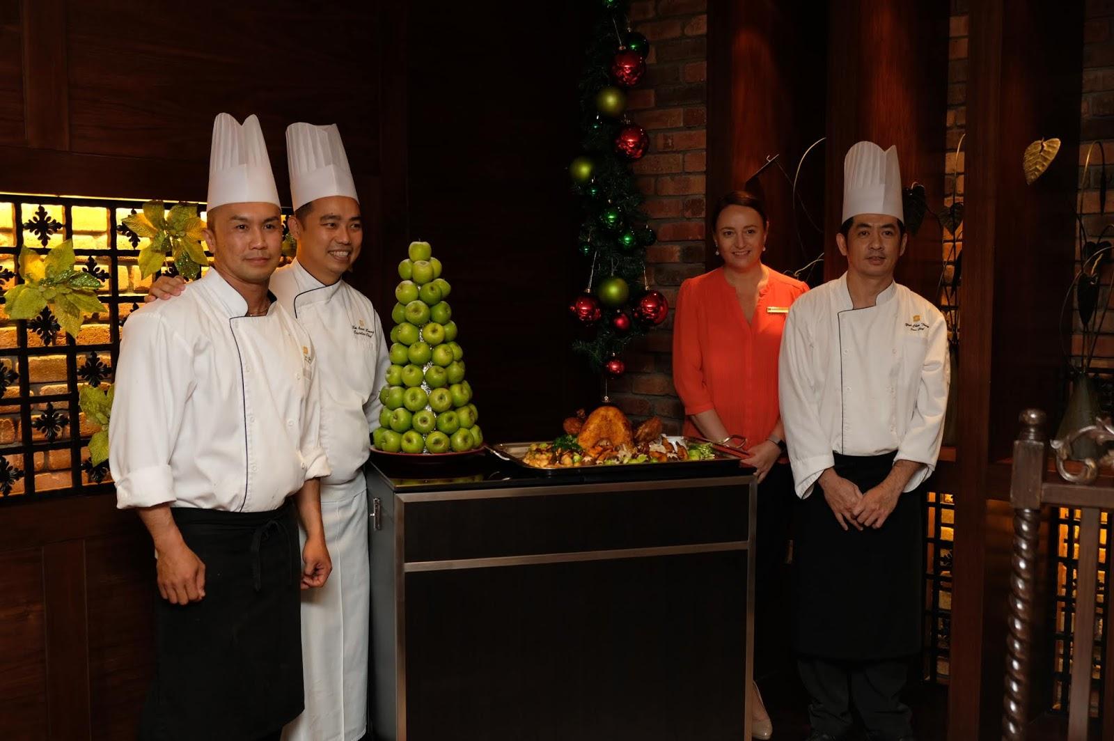 Yuletide Affairs at Shangri-La's Rasa Sayang Resort & Spa and Golden Sands Resort Penang