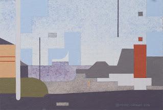 """Whitley Street Northwards 3"" by Michael Garaway"