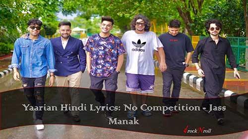 Yaarian-Hindi-Lyrics-Jass-Manak