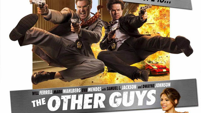 The Other Guys (2010) Hindi Dubbed Movie 720p BluRay Download