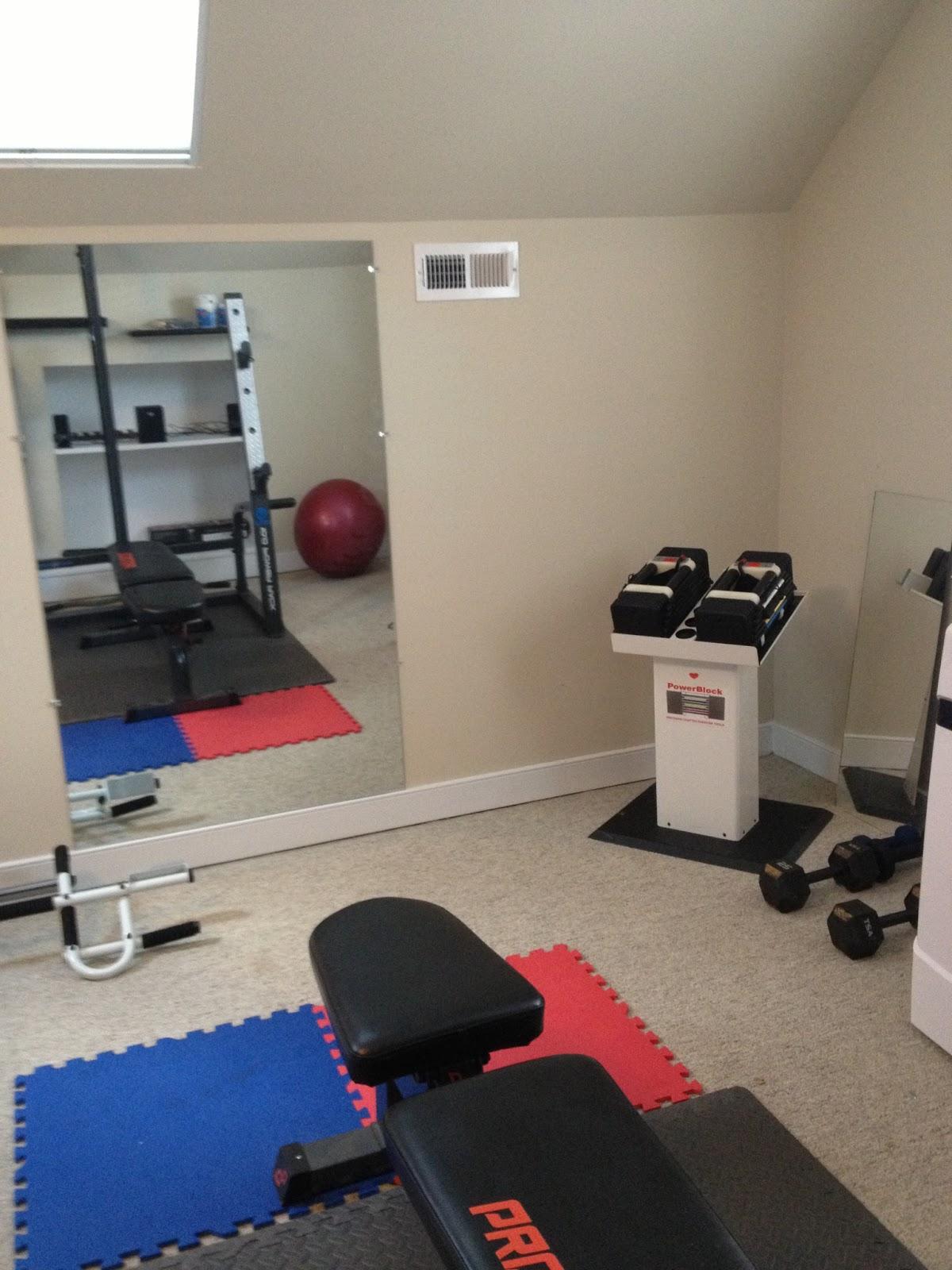 Fresh Powerblock Home Gym