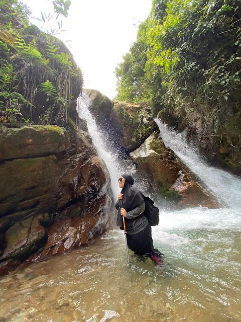Trekking di Sentul