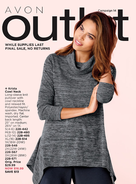 avon outlet 14 2019
