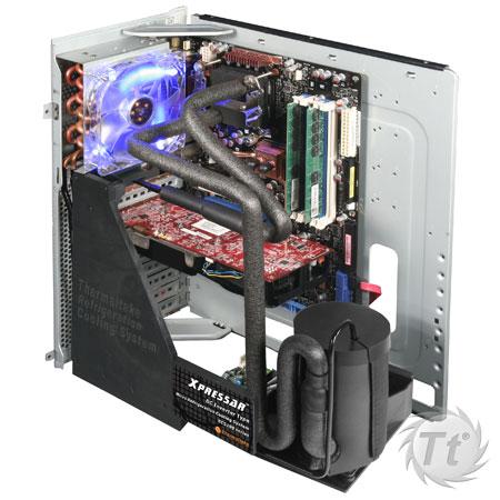 Tipos de refrigeración para PC