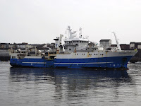 Scotia Fishery Research Vessel