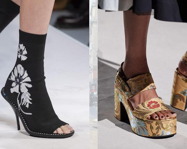 Модная обувь весна-лето 2020 19-2